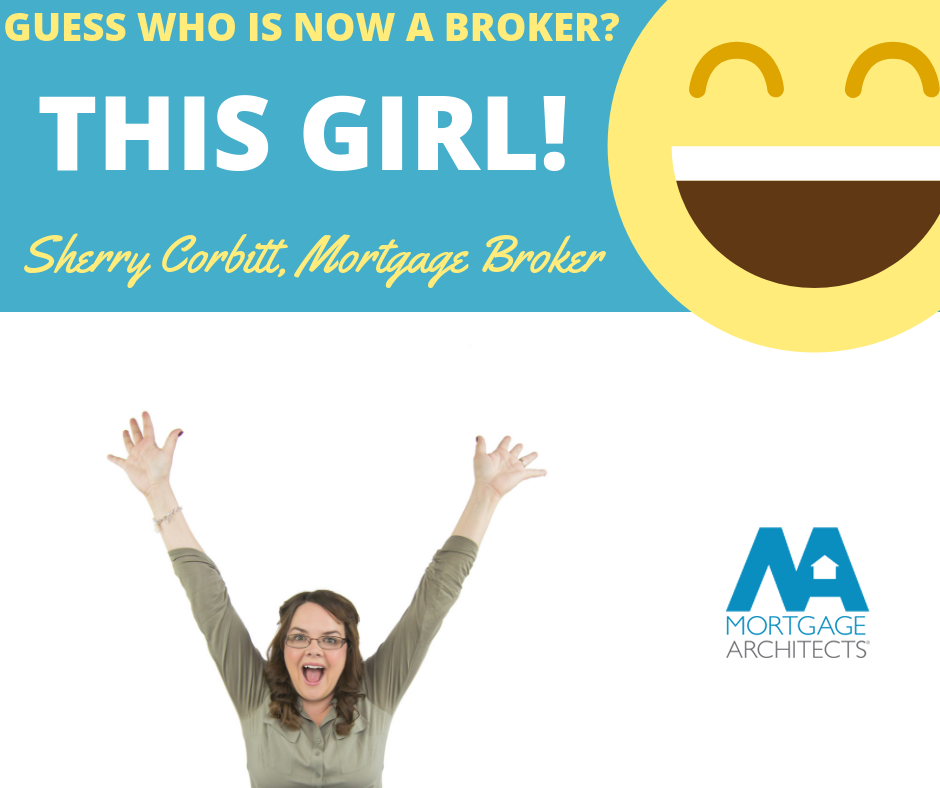 Announcement: Guess Who Is Now a Broker?!
